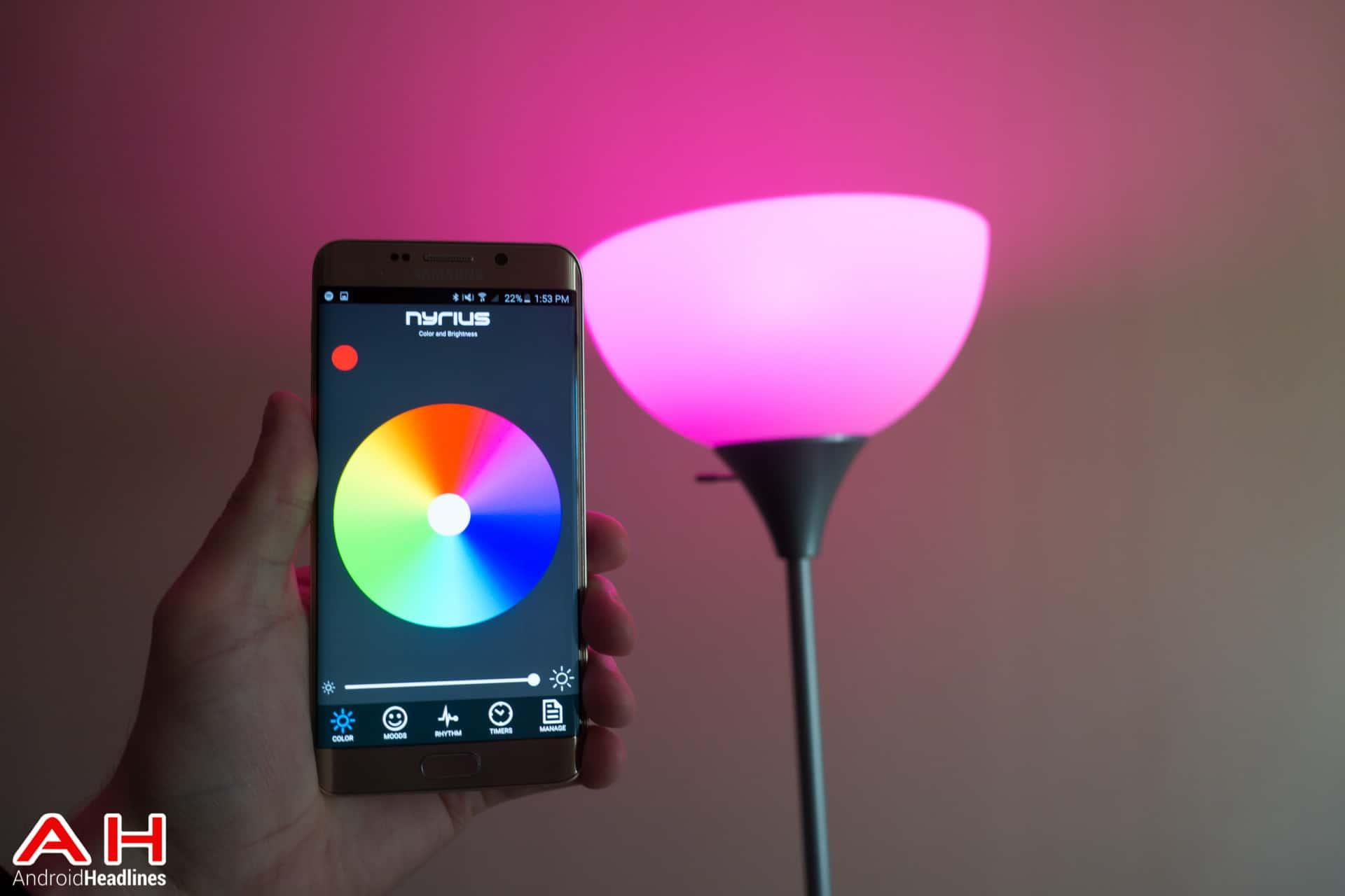 Nyrius Smart LED Bulb AH 4