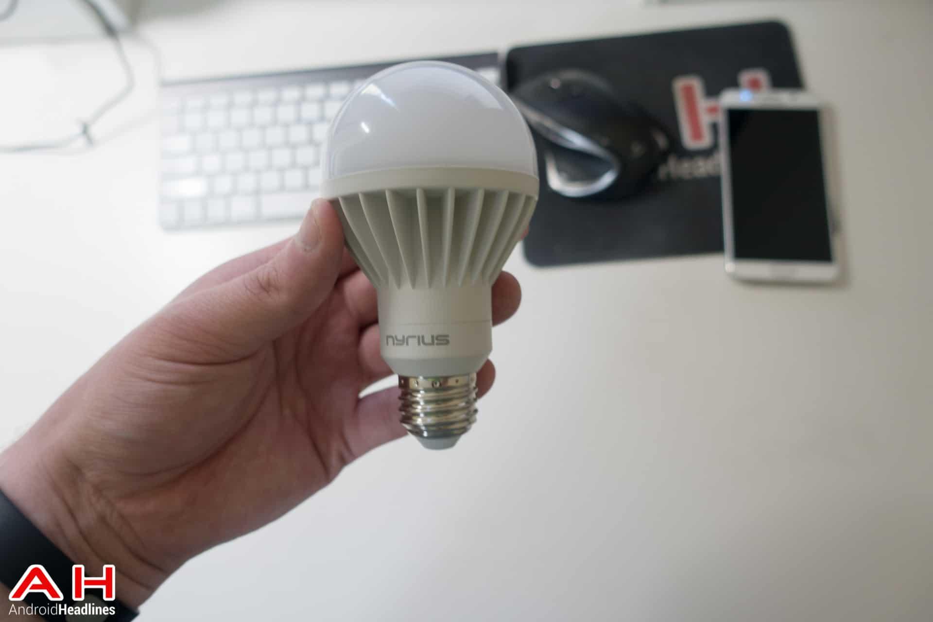 Nyrius Smart LED Bulb AH 7