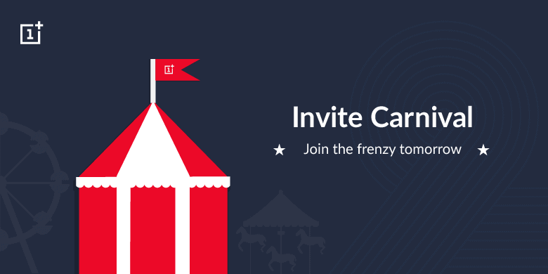 OnePlus 2 InviteCarnival India_1