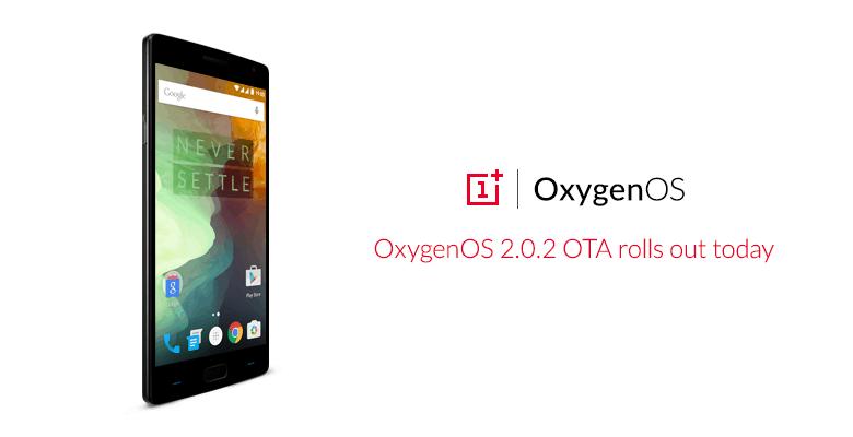 OxygenOS 2.0.2 update KK