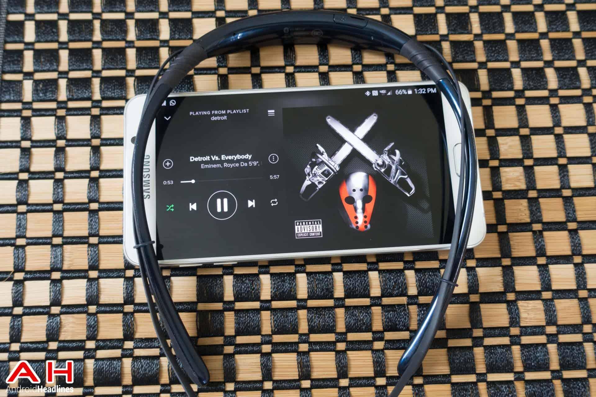 Samsung Level U Wireless Headphones AH 7