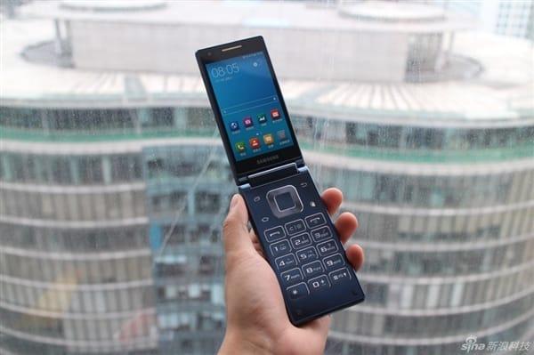Samsung SM G9198 Android Clamshell 3 KK