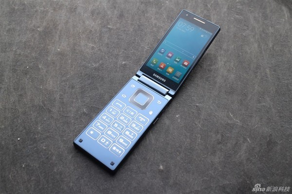 Samsung SM G9198 Android Clamshell 8 KK