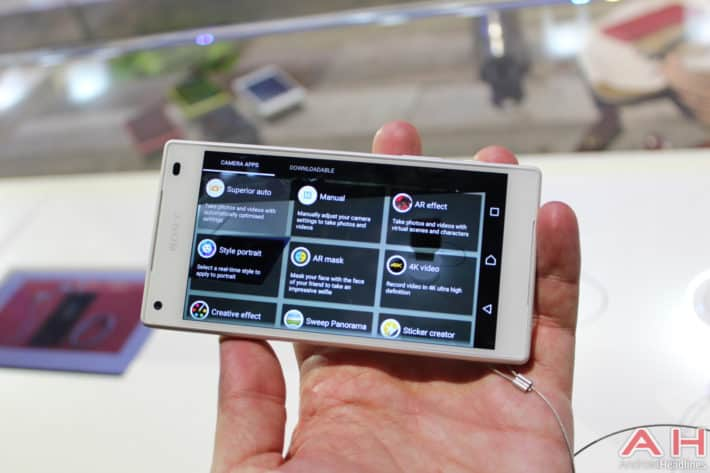 Hands On: Sony Xperia Z5 Compact