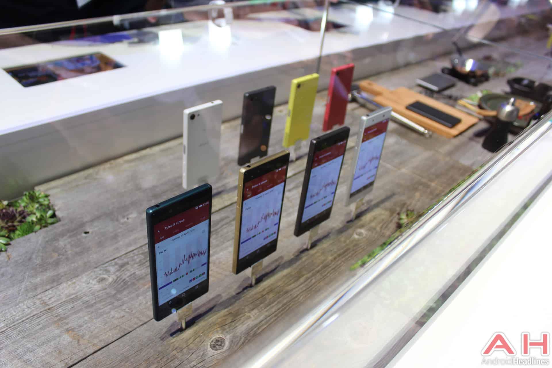 Sony Xperia Z5 Compact IFA AH 20