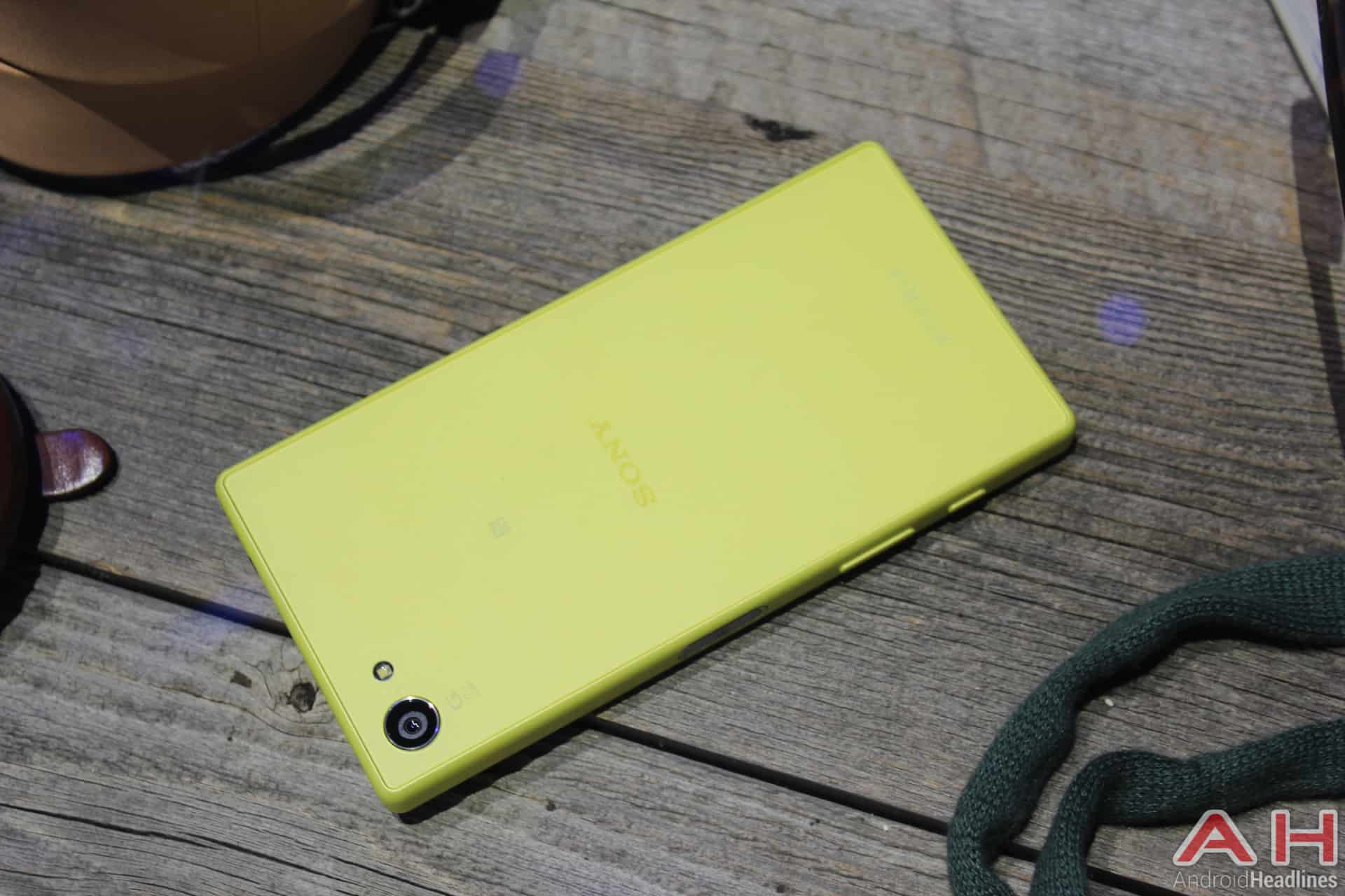 Sony Xperia Z5 Compact IFA AH 22