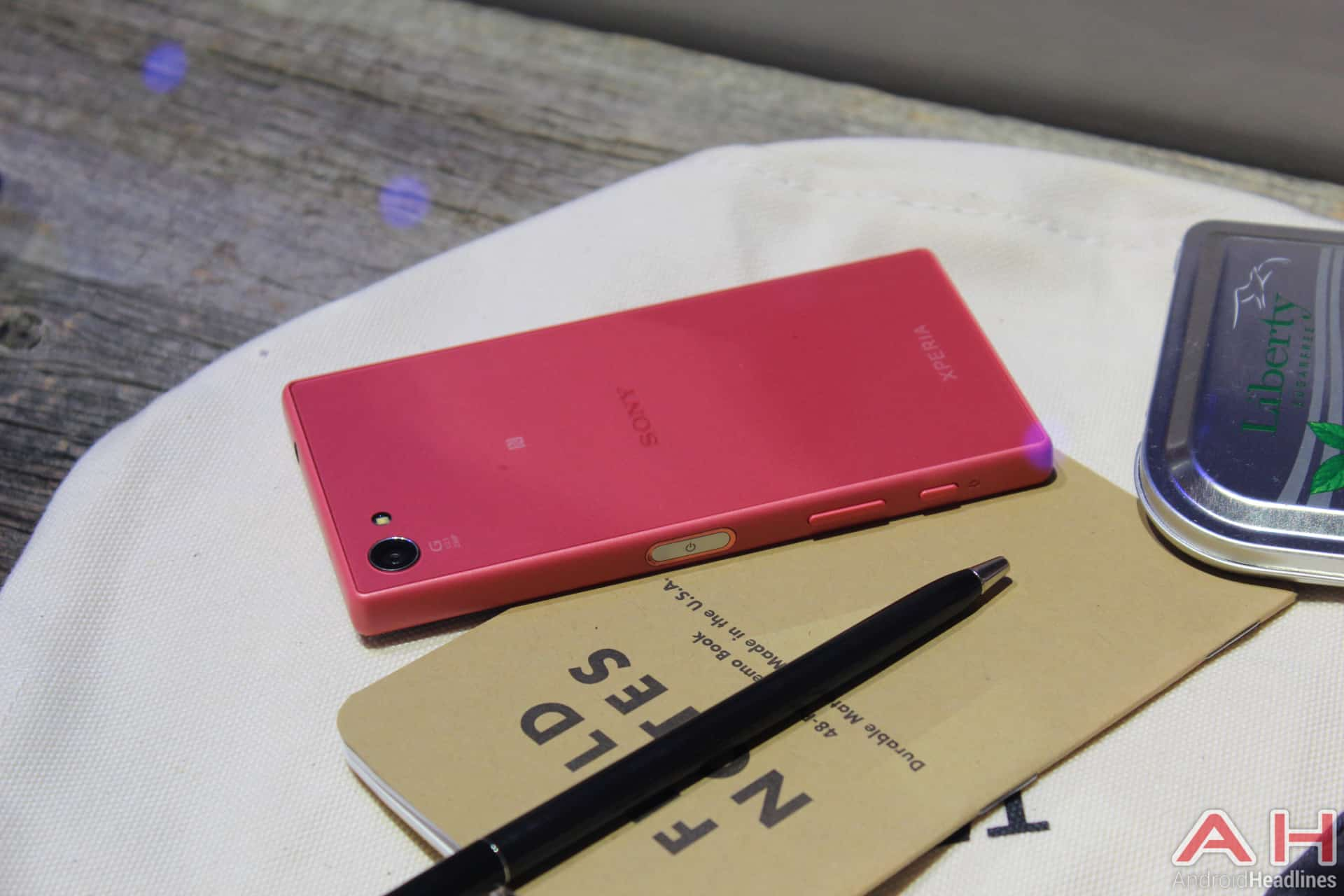Sony Xperia Z5 Compact IFA AH 23