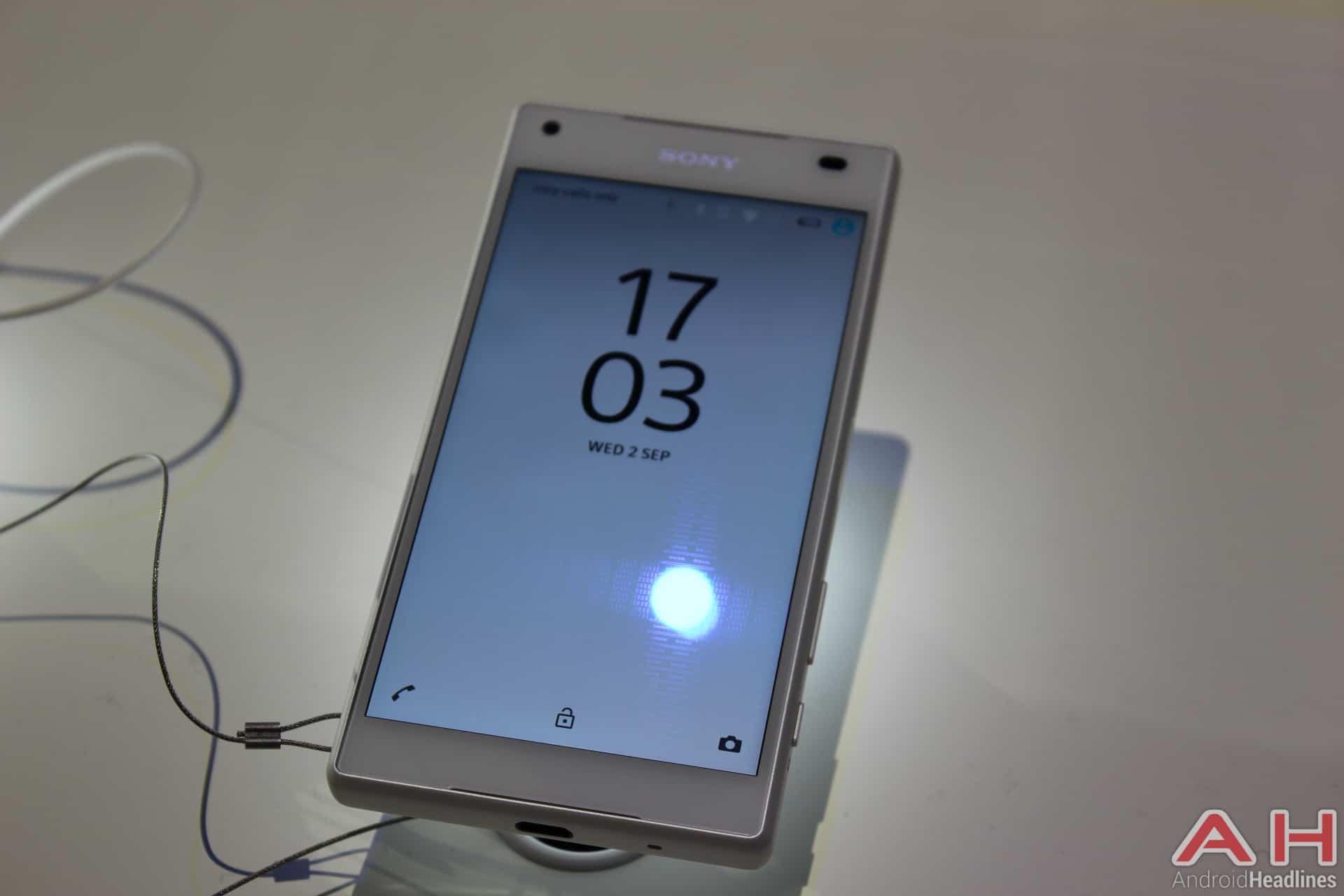 Sony Xperia Z5 Compact IFA AH 4