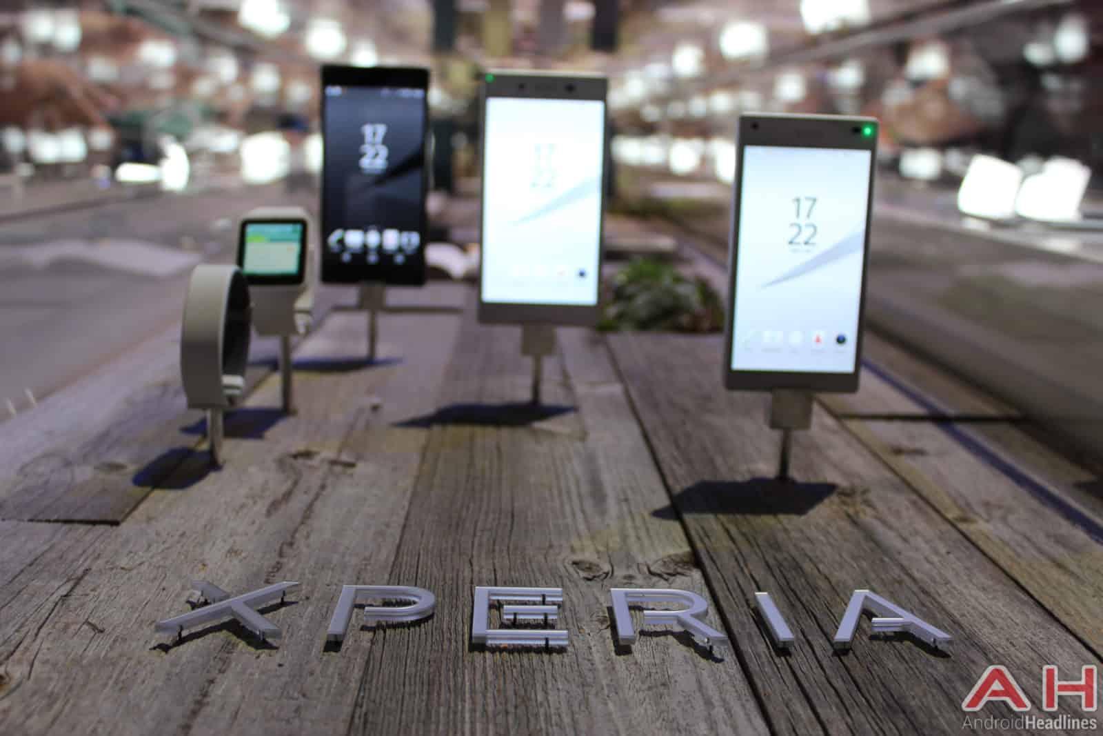 Sony Xperia Z5 IFA AH 1
