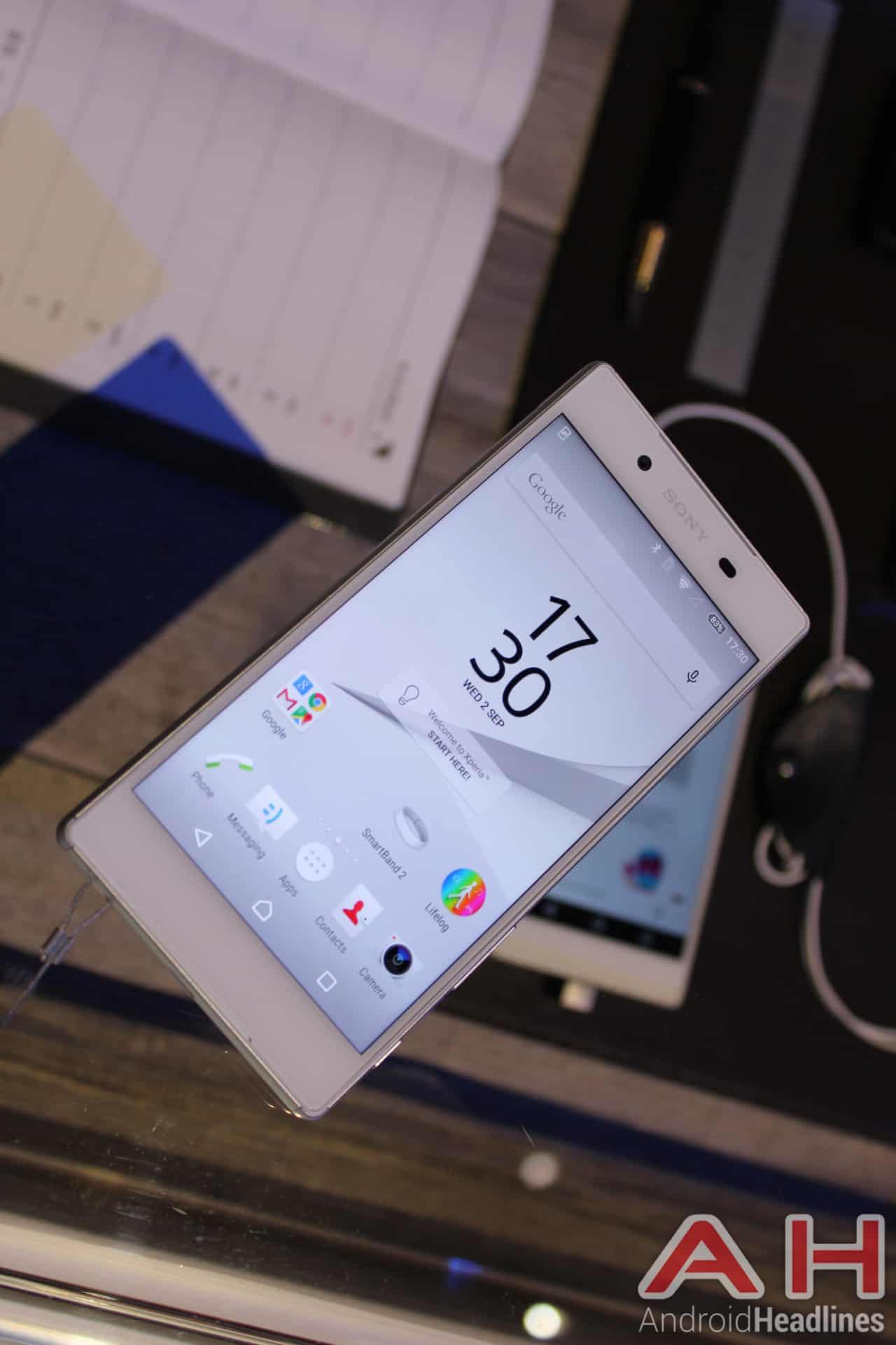 Sony Xperia Z5 IFA AH 12