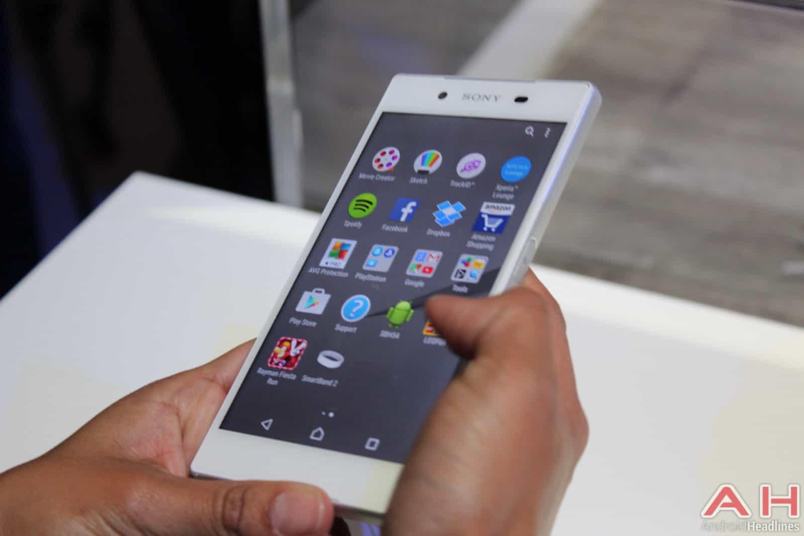 Sony Xperia Z5 IFA AH 3