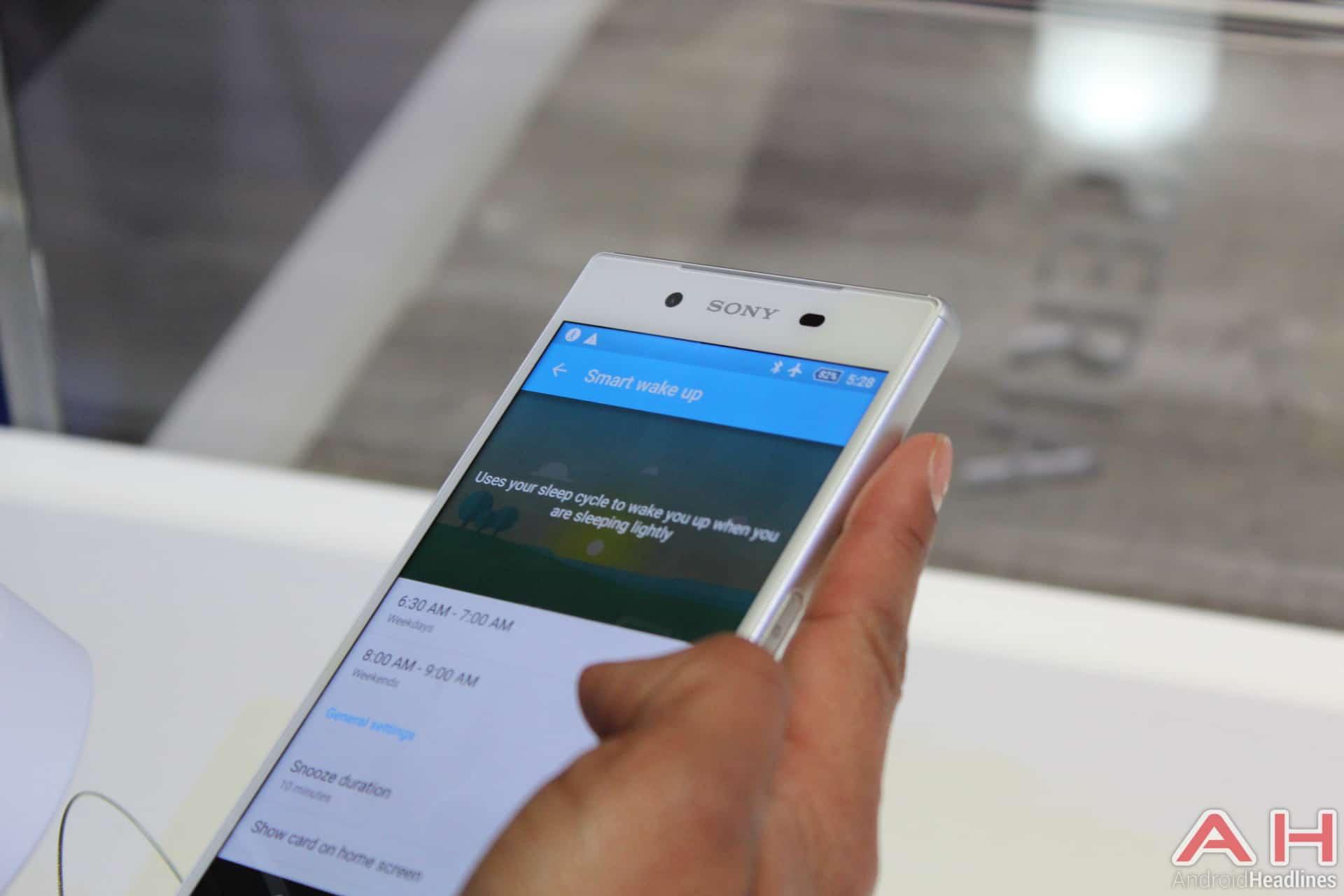 Sony Xperia Z5 IFA AH 4