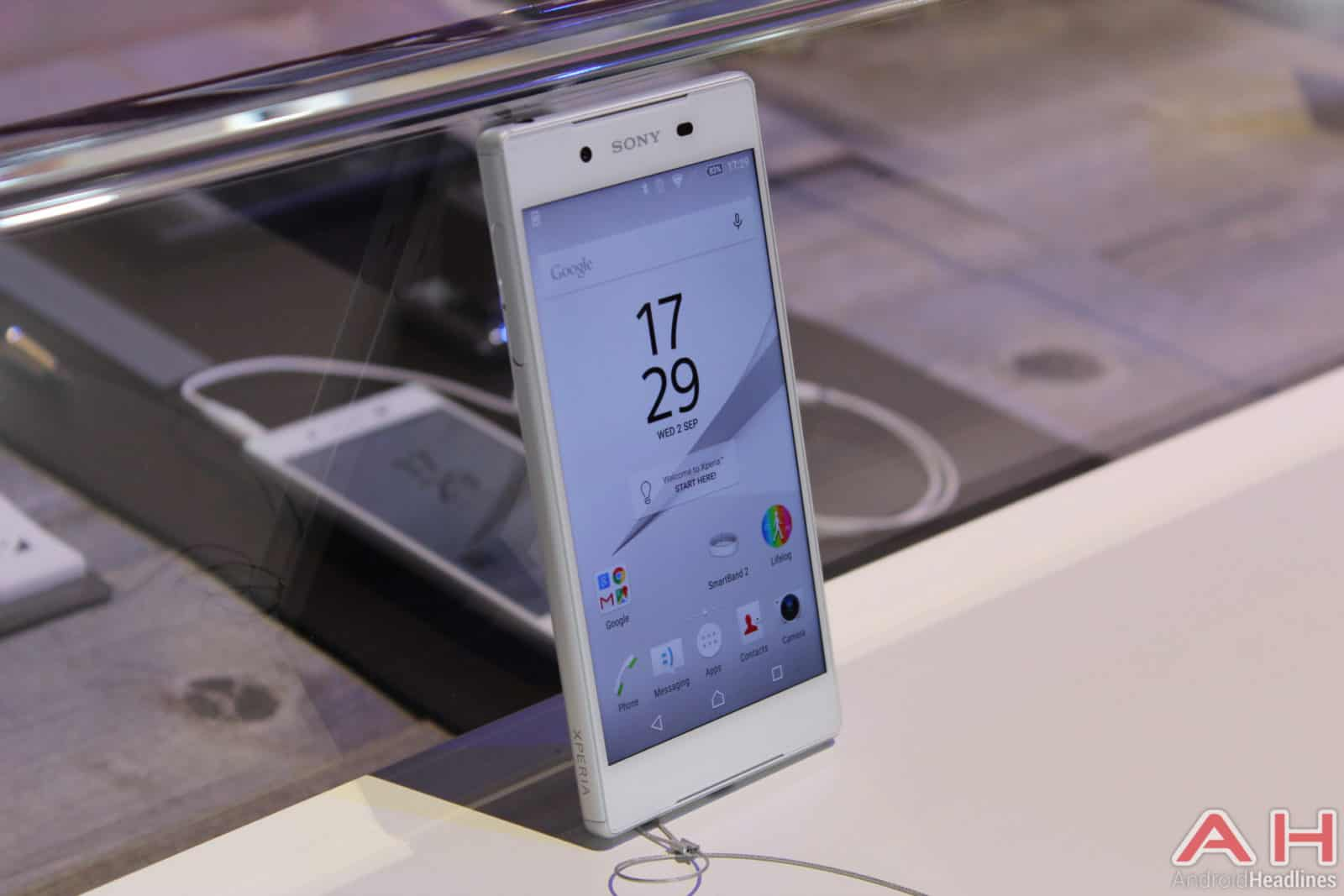 Sony Xperia Z5 IFA AH 7