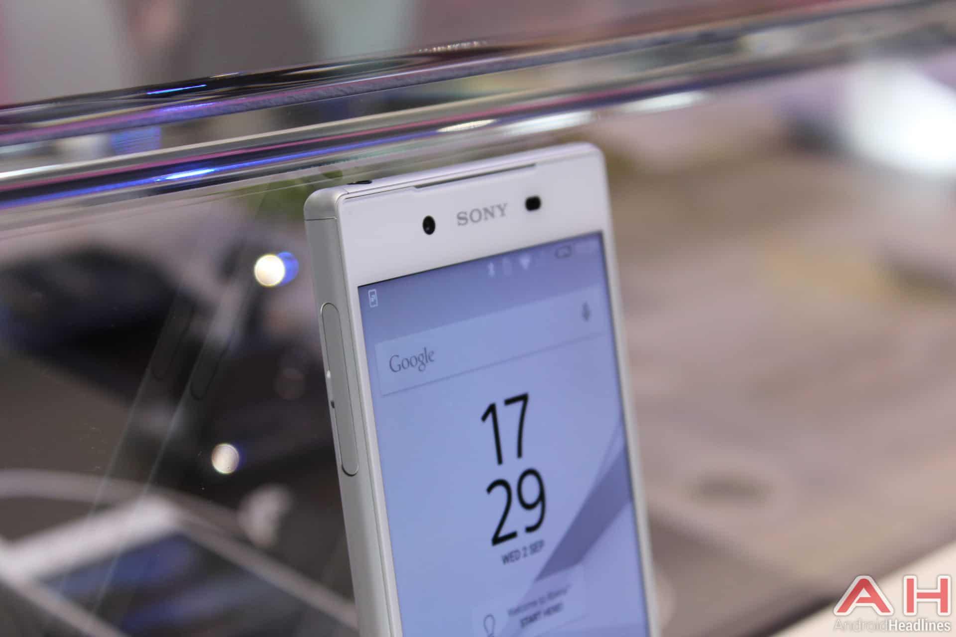 Sony Xperia Z5 IFA AH 9