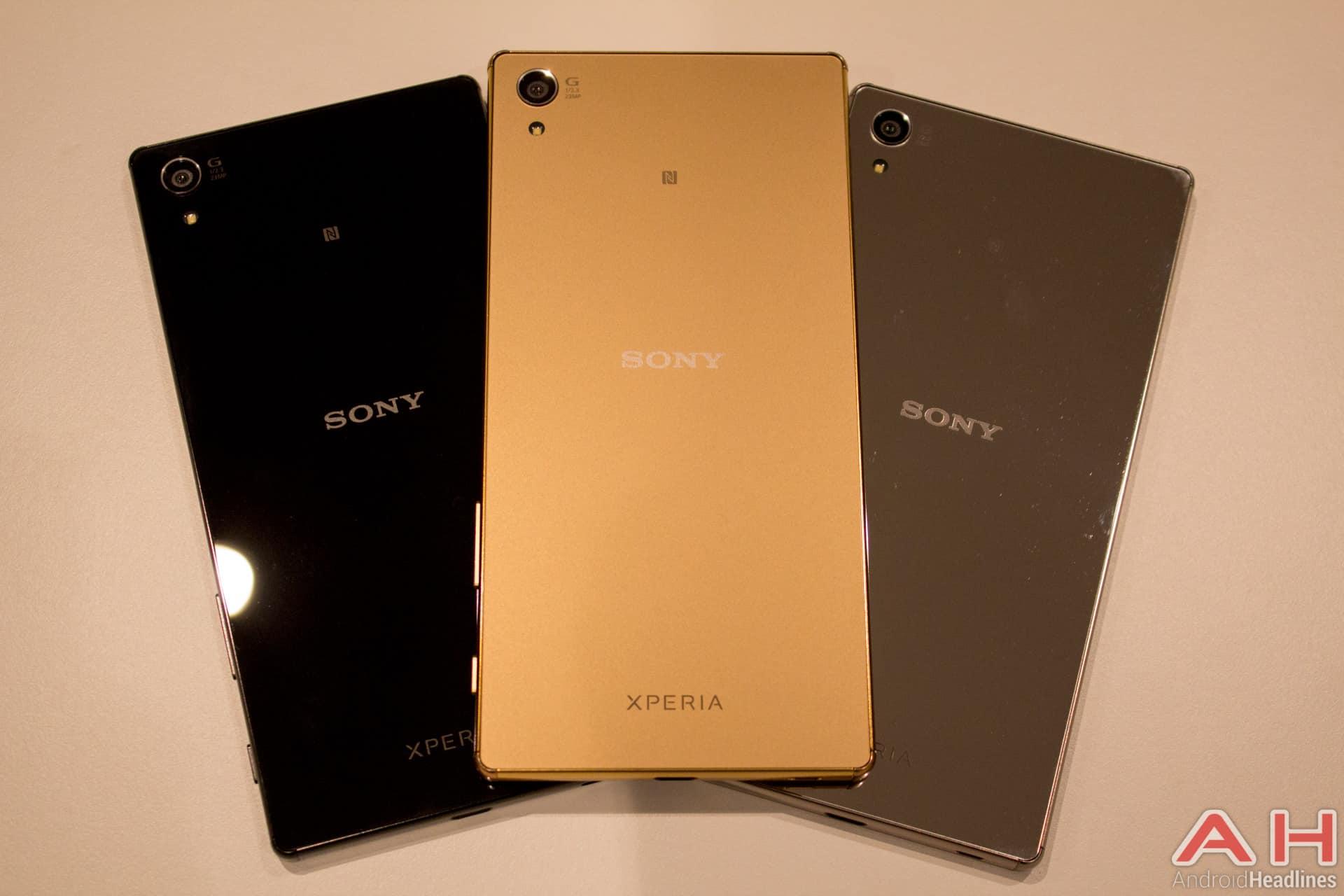 Sony Xperia Z5 LINE AH 11