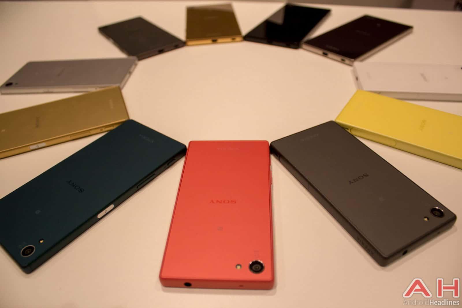 Sony Xperia Z5 LINE AH 3