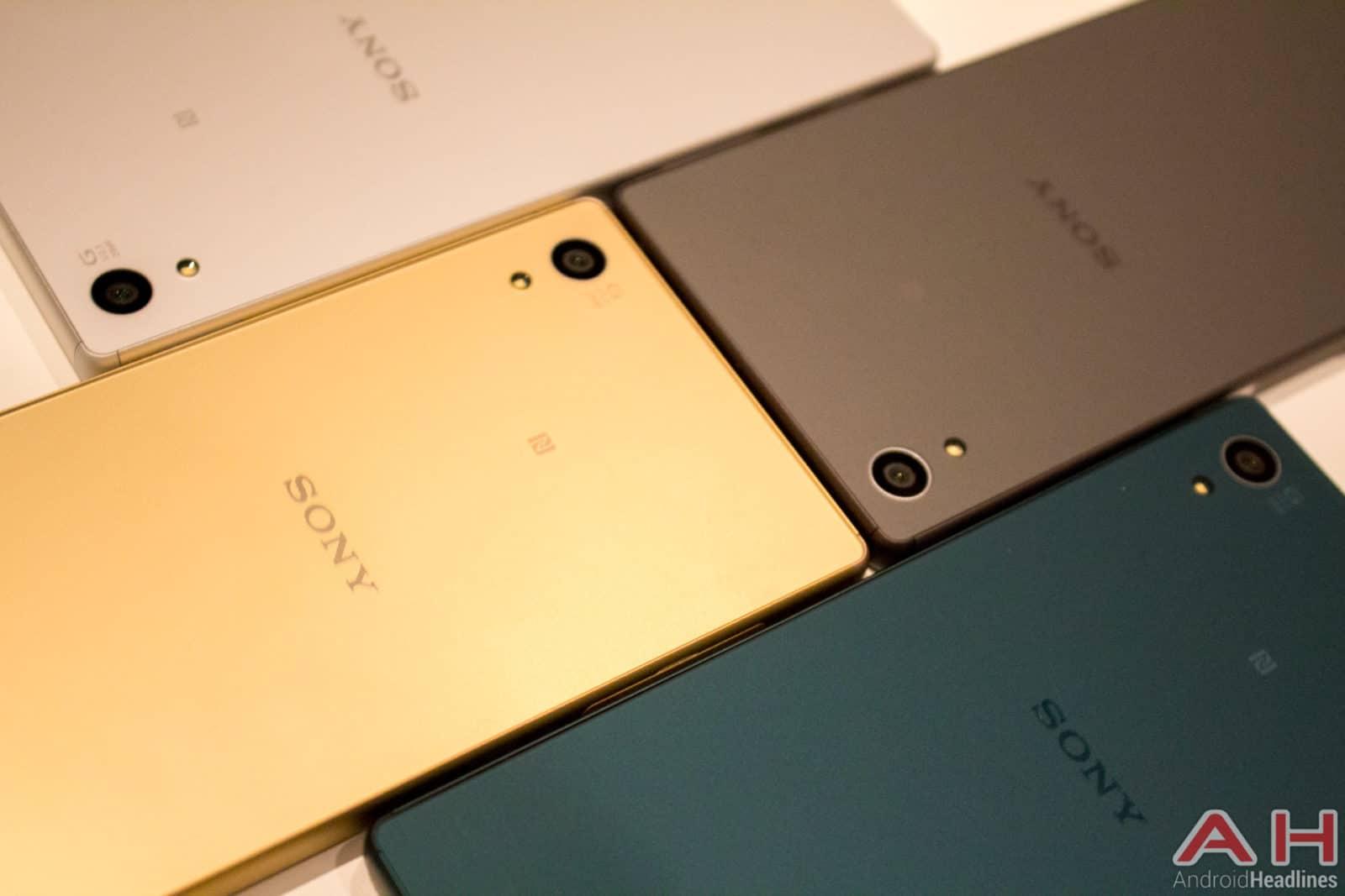 Sony Xperia Z5 LINE AH 4