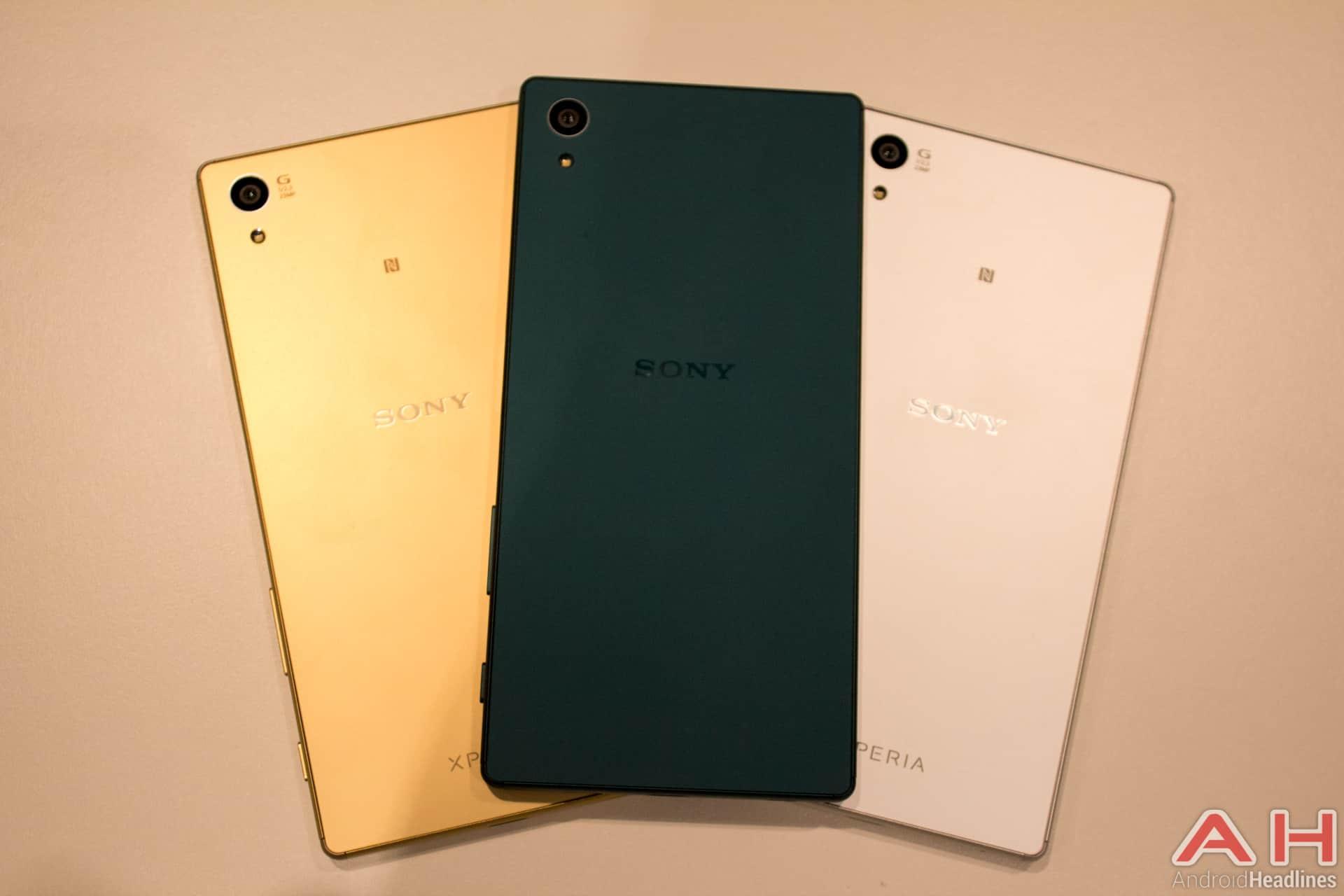 Sony Xperia Z5 LINE AH 6