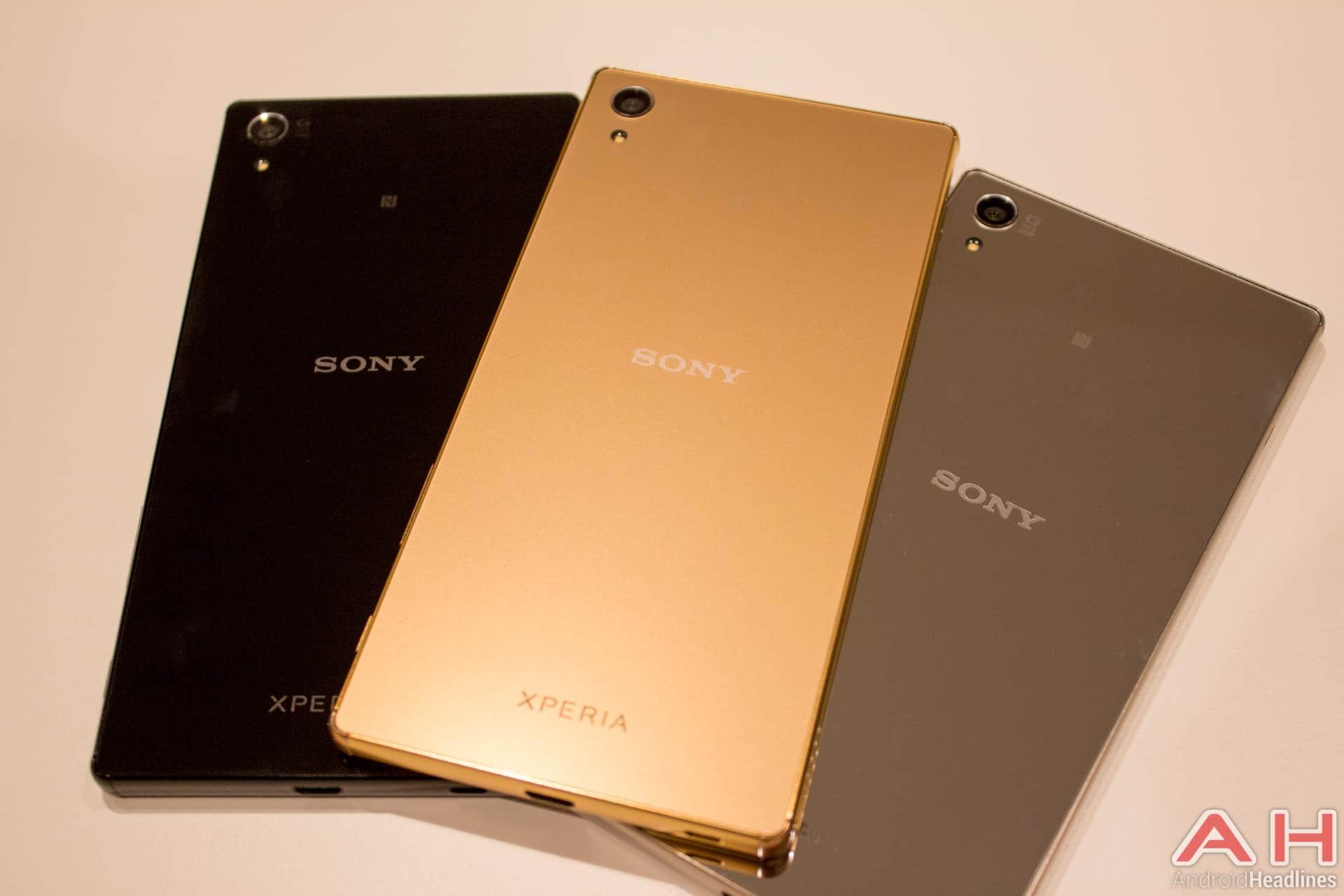 Sony Xperia Z5 LINE AH 9