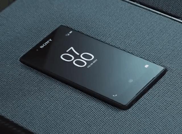 Sony Xperia Z5 Made for James Bond 007 640x471