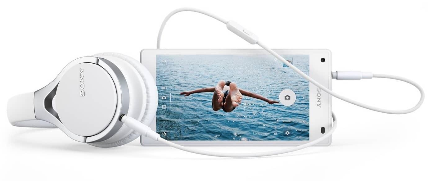 Sony free headphones