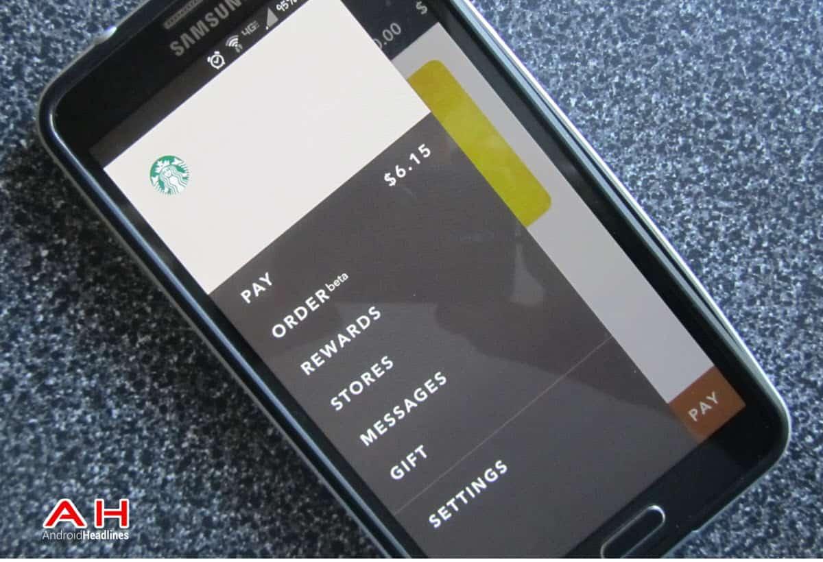Starbucks Main Options cam AH