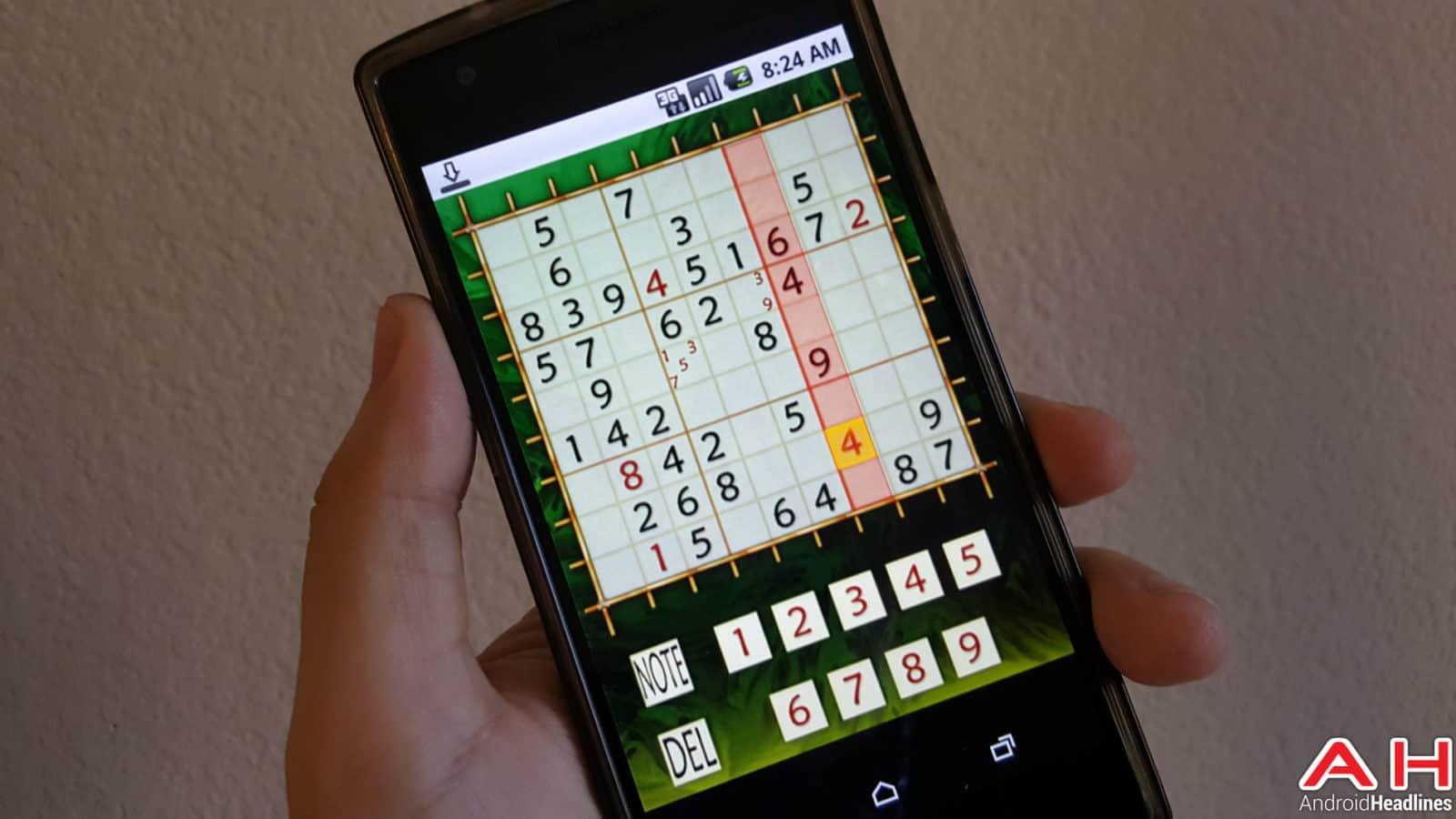 Sudoku App AH