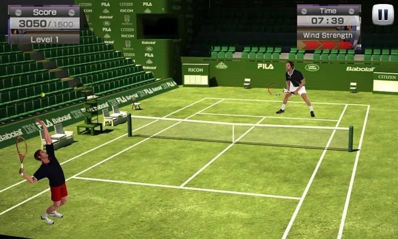 Tennis 3D - World Championship