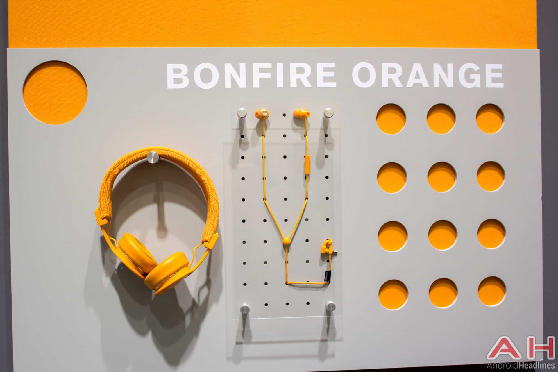 Urbanears Bonfire Orange AH