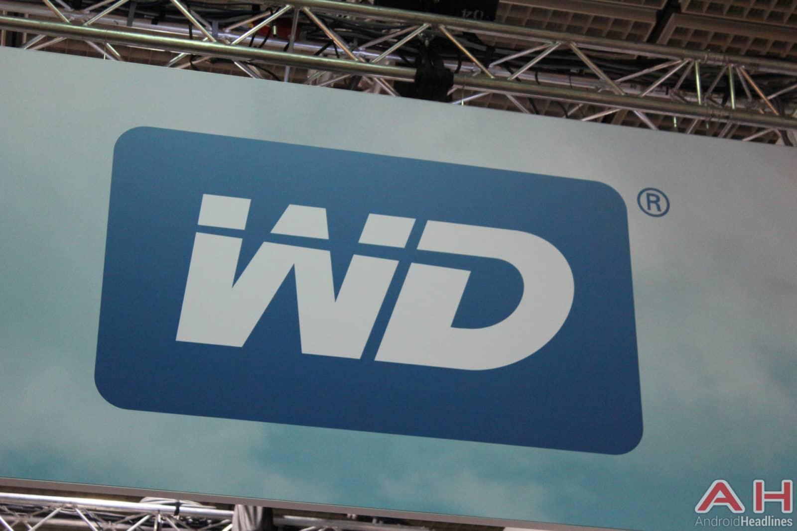Western Digital Logo AH
