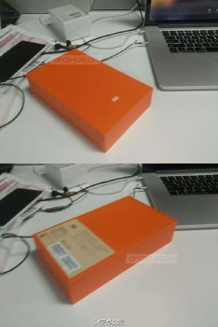 Xiaomi Mi 4C retail packaging leak 1