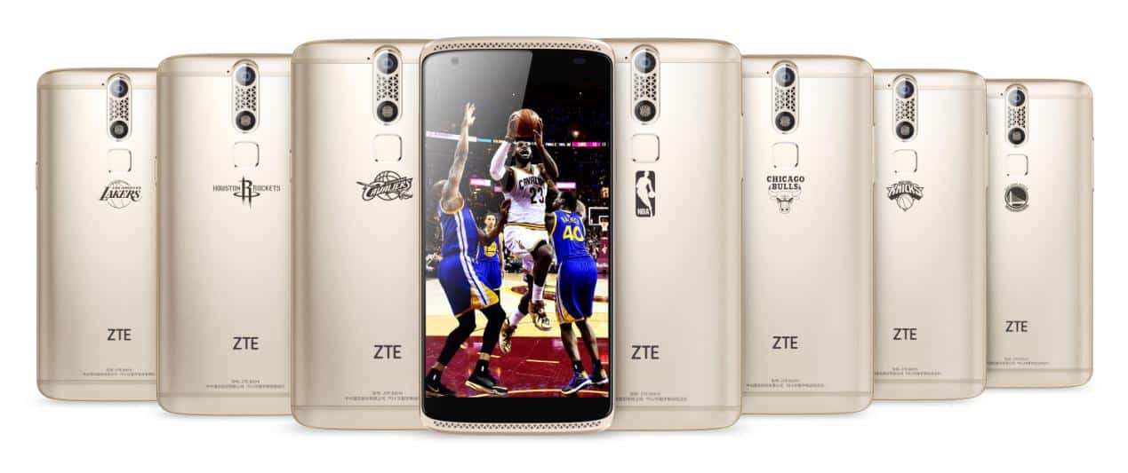 ZTE Axon Mini NBA edition_1