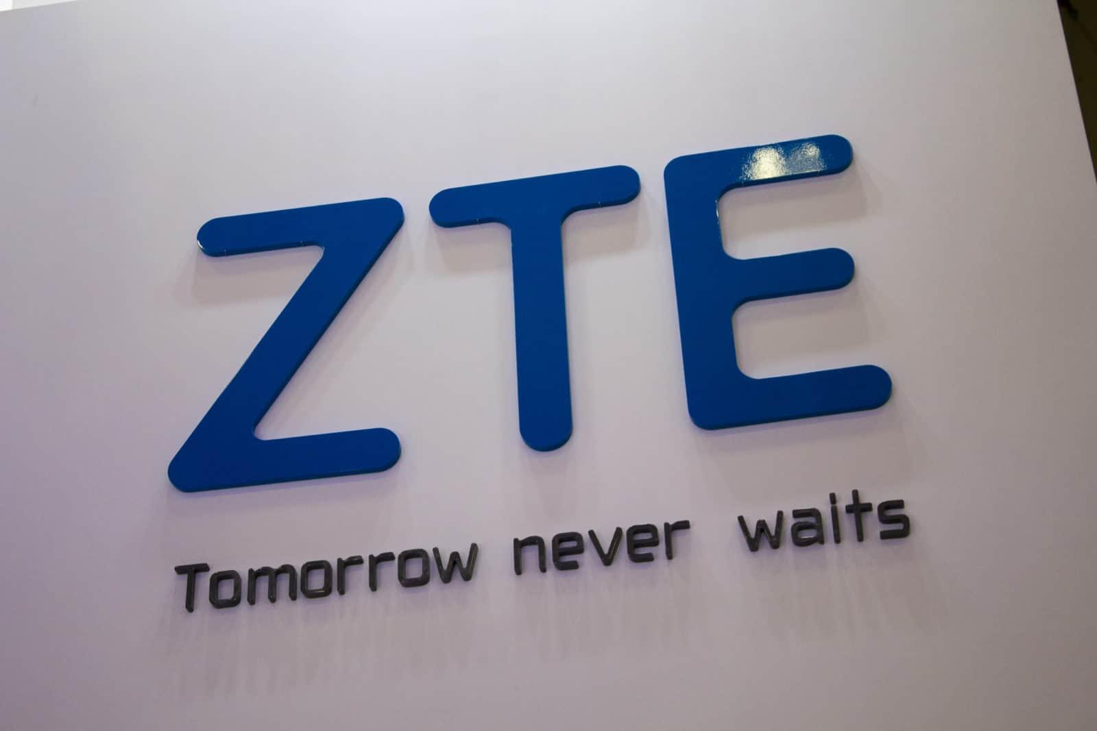 ZTE Logo IFA AH 2