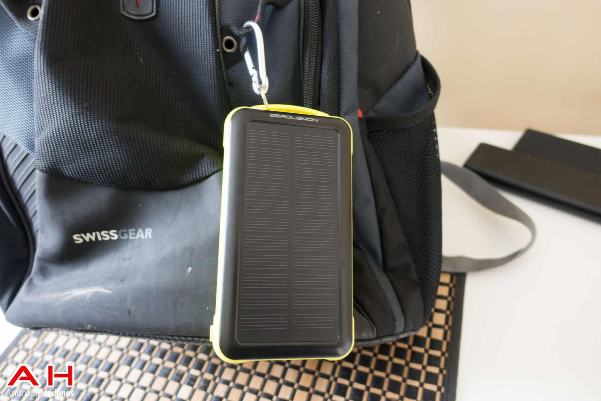Featured Review Zerolemon Solarjuice 20 000mah Power Bank