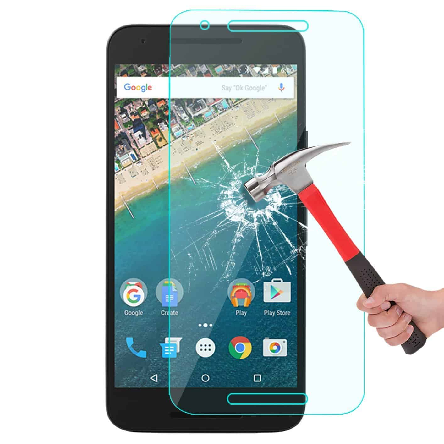This is another great tempered glass screen protector here, this time from OMOTON. Now