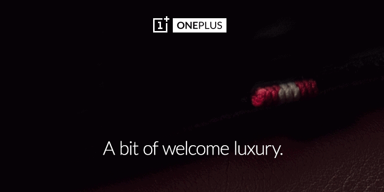 oneplus luxury tease