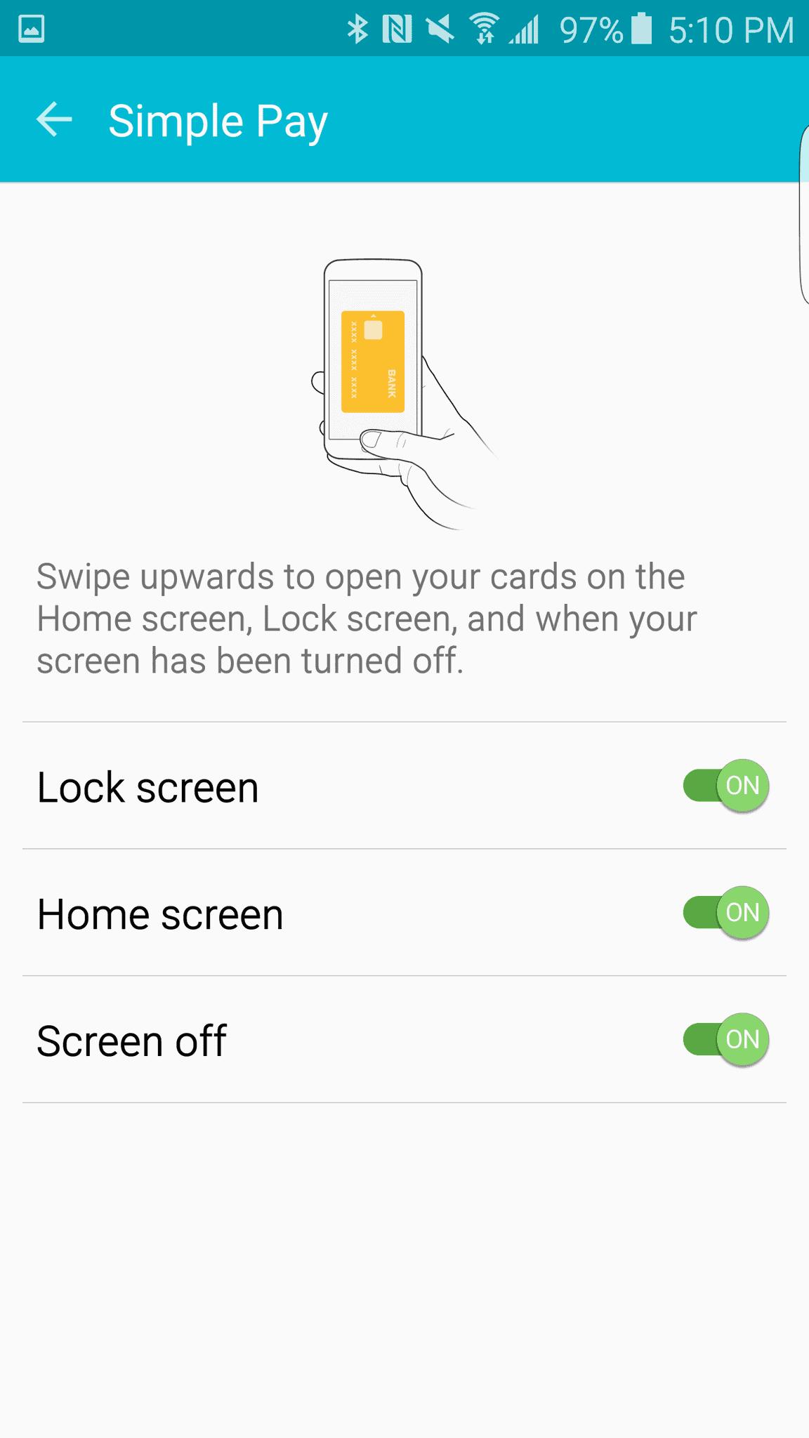 samsung pay beta update 2
