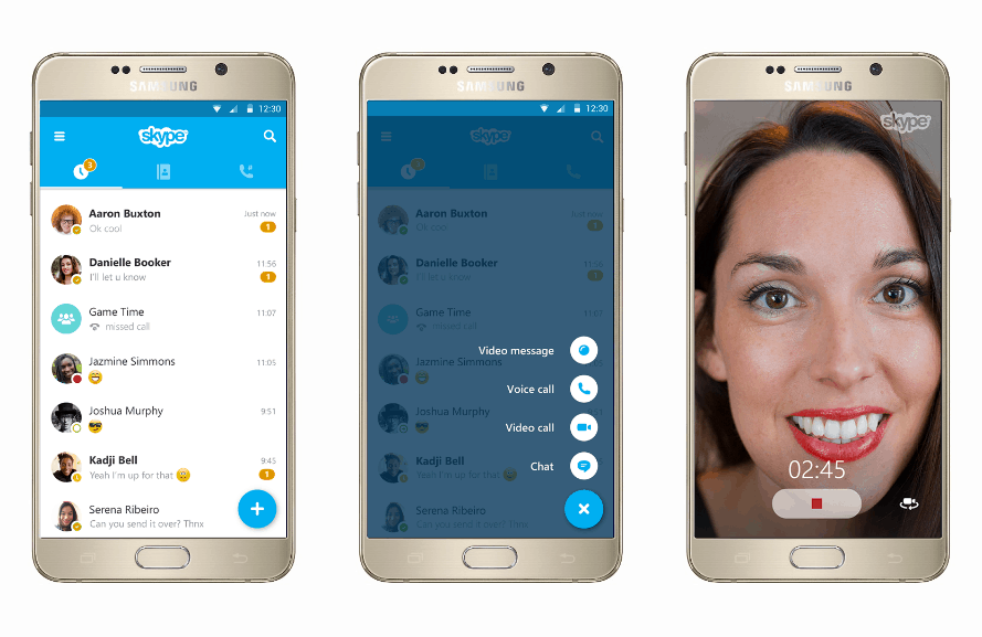skype-for-android version6.0