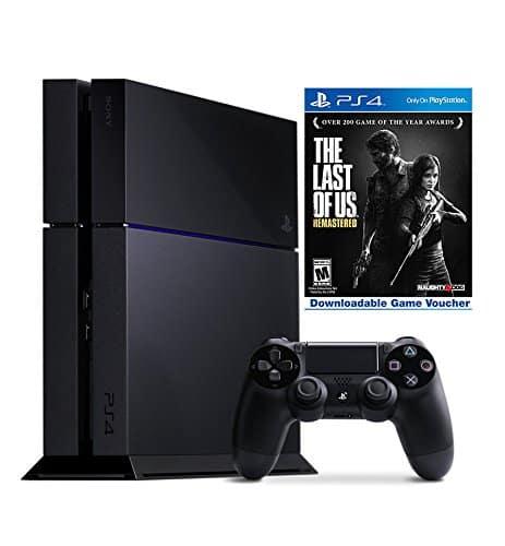 PS4 TLOU Bundle