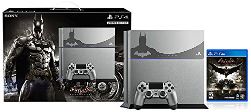 PS4 Batman bundle