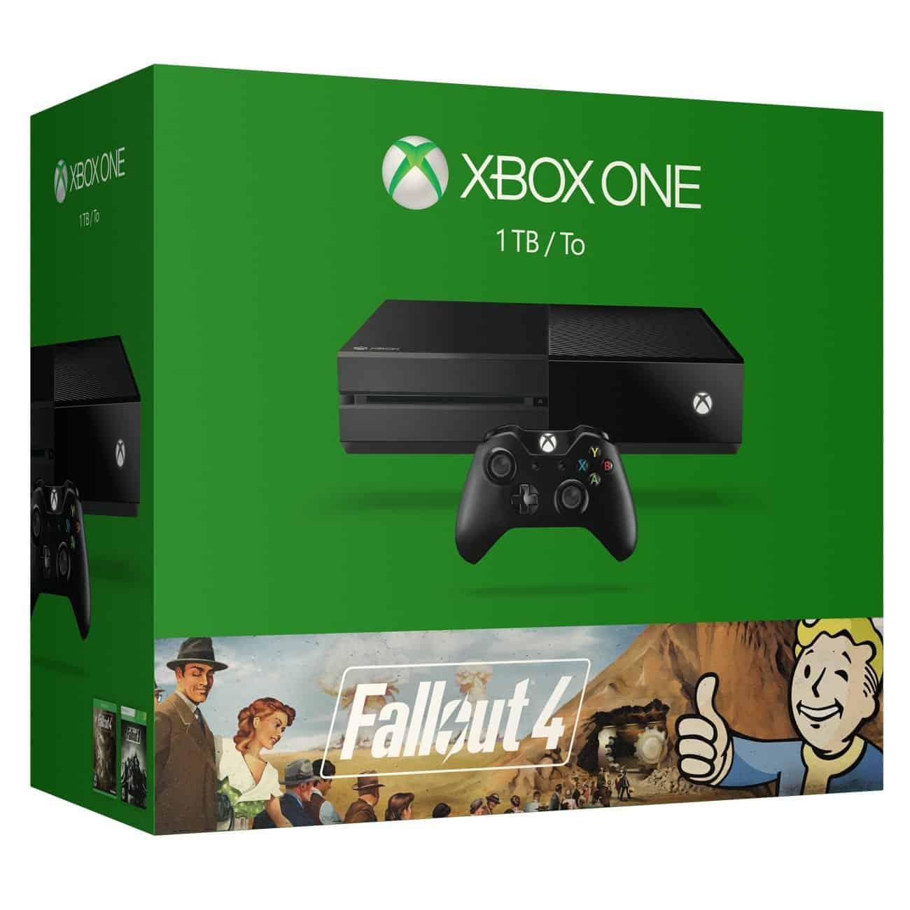 Xbox One 1TB Fallout 4 bundle