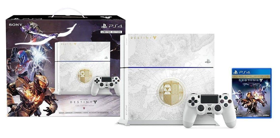 PS4 Destiny: Taken King Bundle