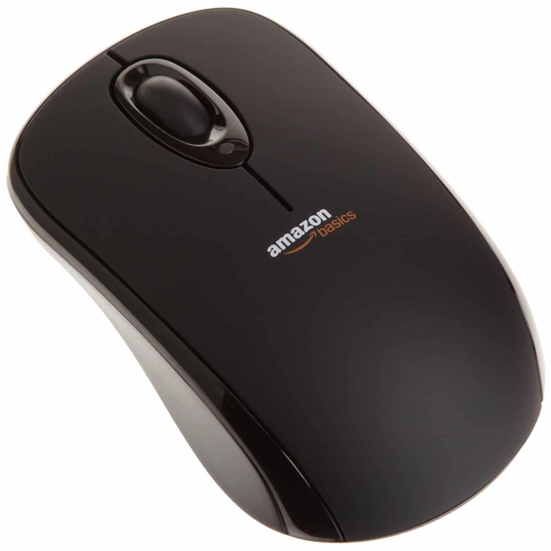 Amazon Basics Wireless Mouse
