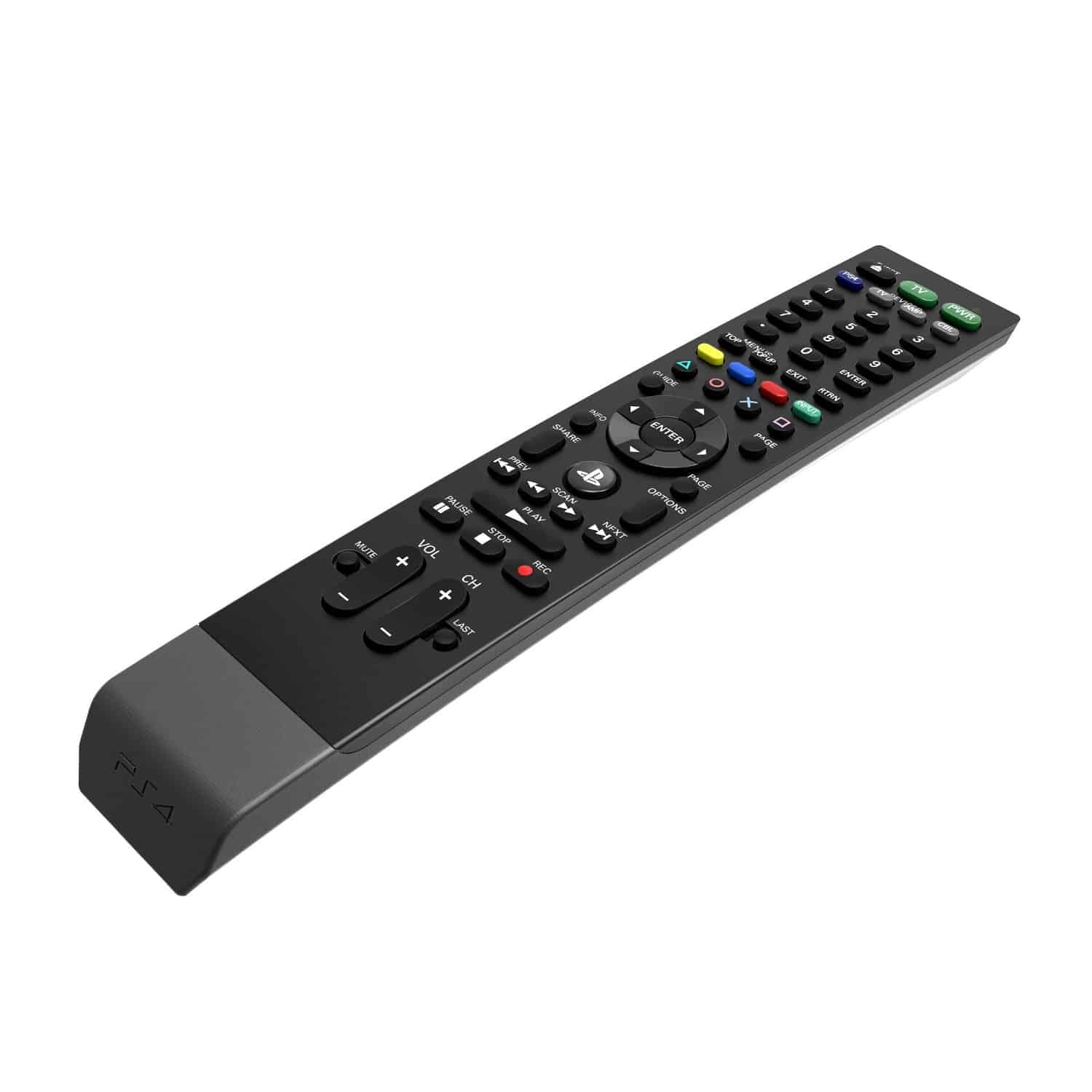 Official Universal Media Remote For PS4