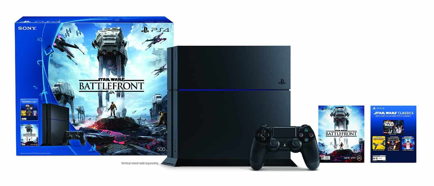 PS4 Star Wars Battlefront Standard bundle