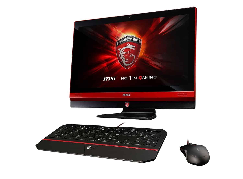 MSI All-In-One Gaming Desktop