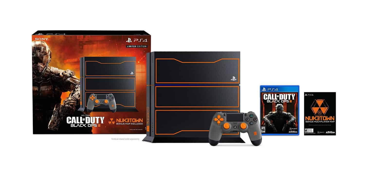 PS4 CoD: Black Ops II Bundle