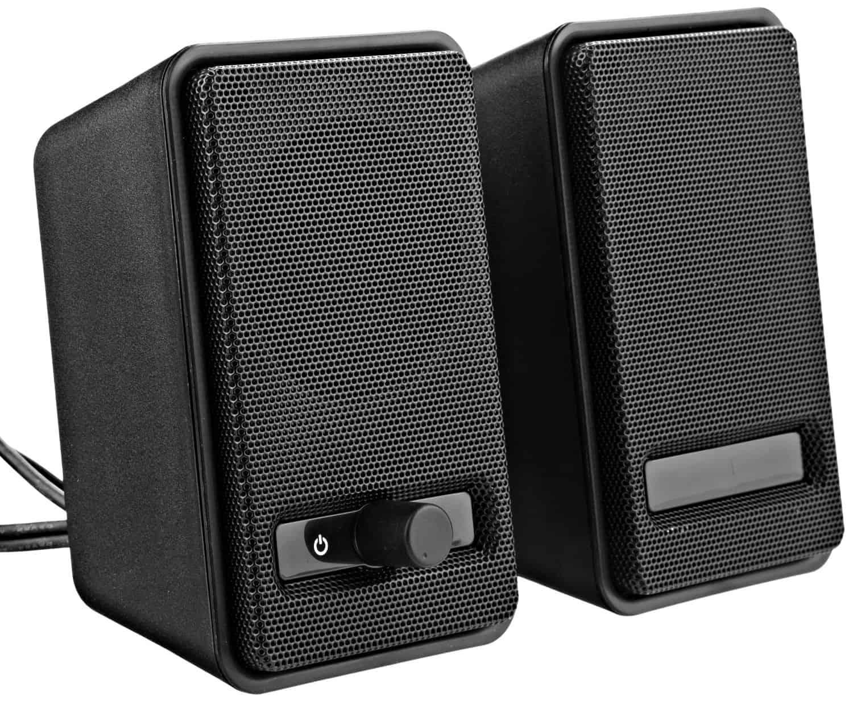 Amazon Basics USB Speakers