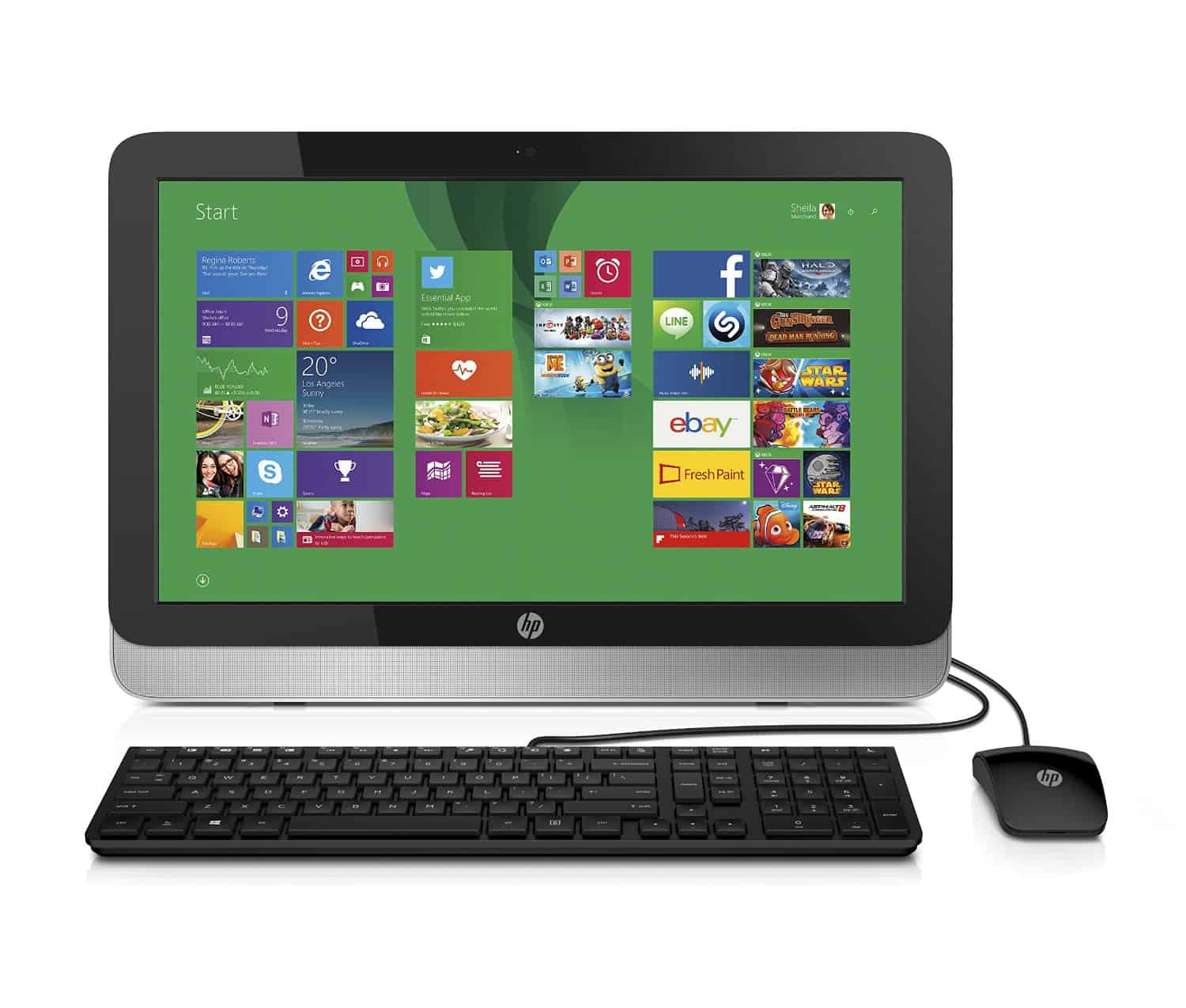 HP 22-3010 All-in-one