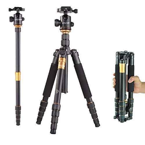 AFAITH Professional SLR Camera Tripod and Monopod